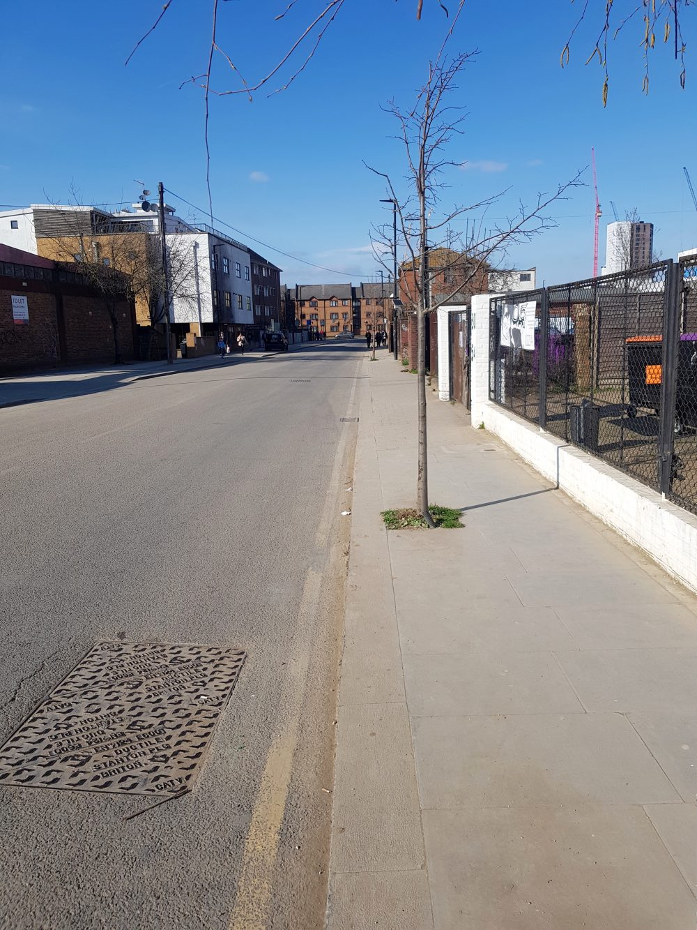 Creative studio to rent in N15 Markfield Road Pic36