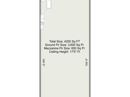 E9 Lennox House – Floor Plan