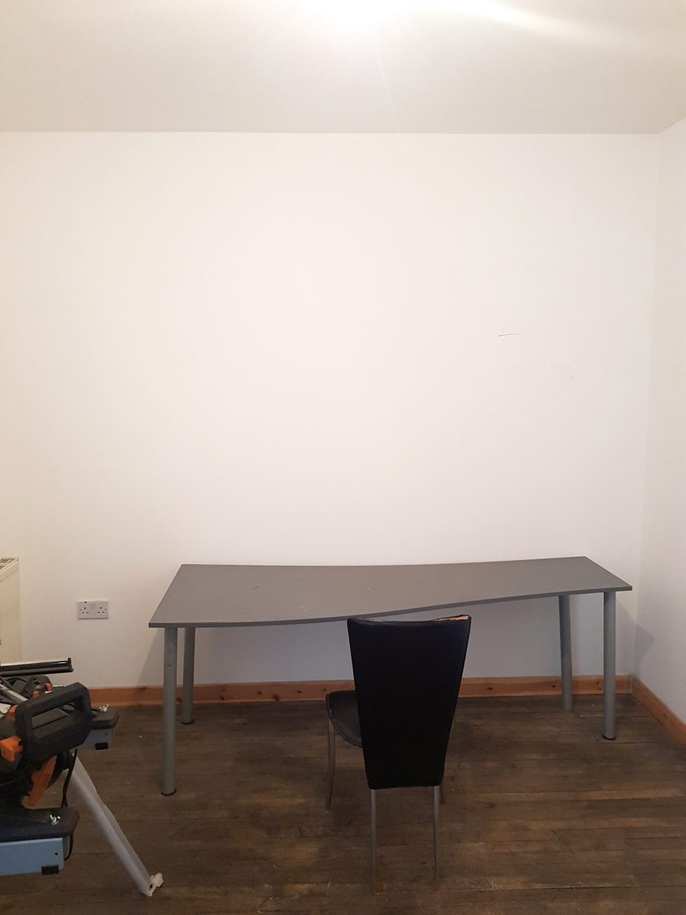Light indurstrial unit to rent in N15 Markfield rd Gaunson House Studio B and C PIc2