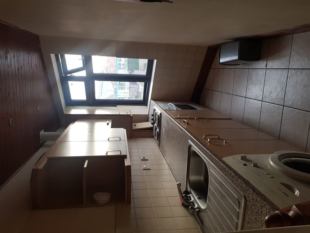 Open Plan Studio Flat to rent in N15 Manor House Pic 16