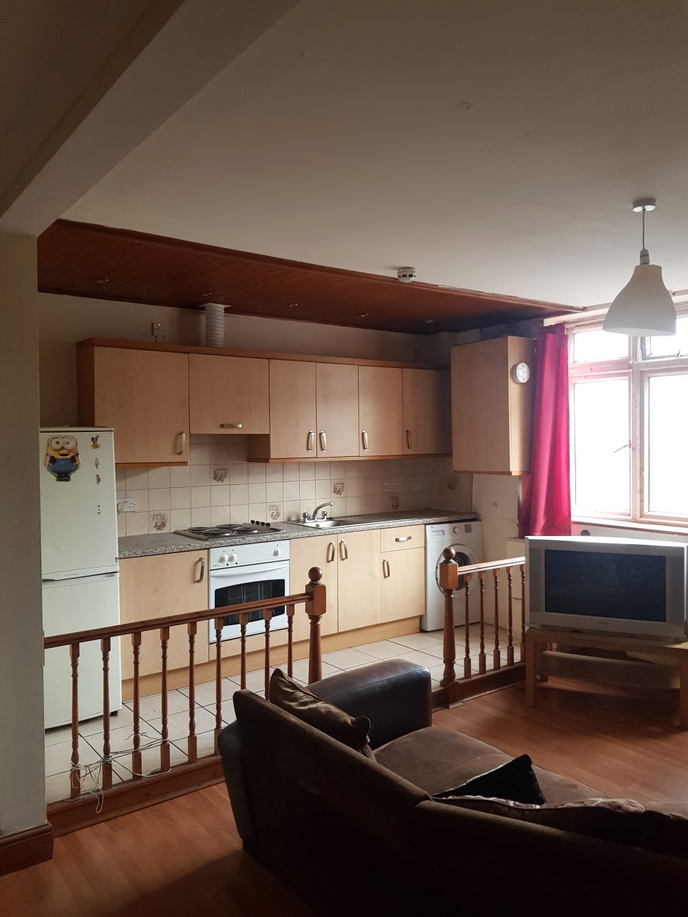 Open Plan Studio Flat to rent in N15 Manor House Pic 21
