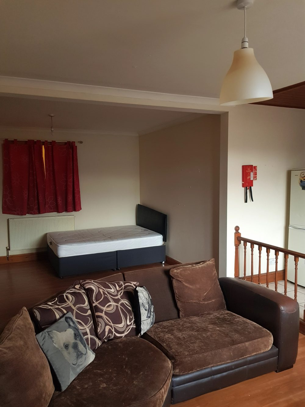 Open Plan Studio Flat to rent in N15 Manor House Pic 25