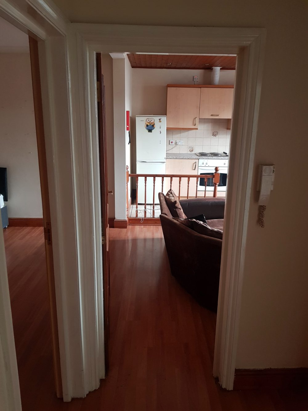 Open Plan Studio Flat to rent in N15 Manor House Pic 3