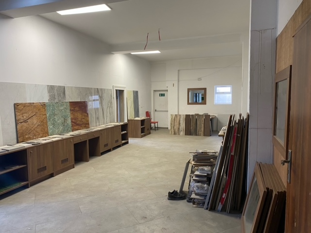 Warehouse to rent 3 floors 27000 Sq ft in E10 Rigg Approach 4
