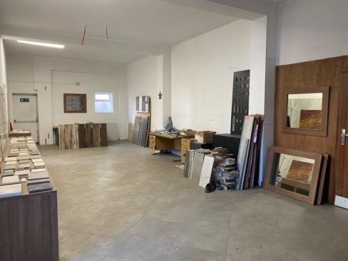 Warehouse to rent 3 floors 27000 Sq ft in E10 Rigg Approach 5