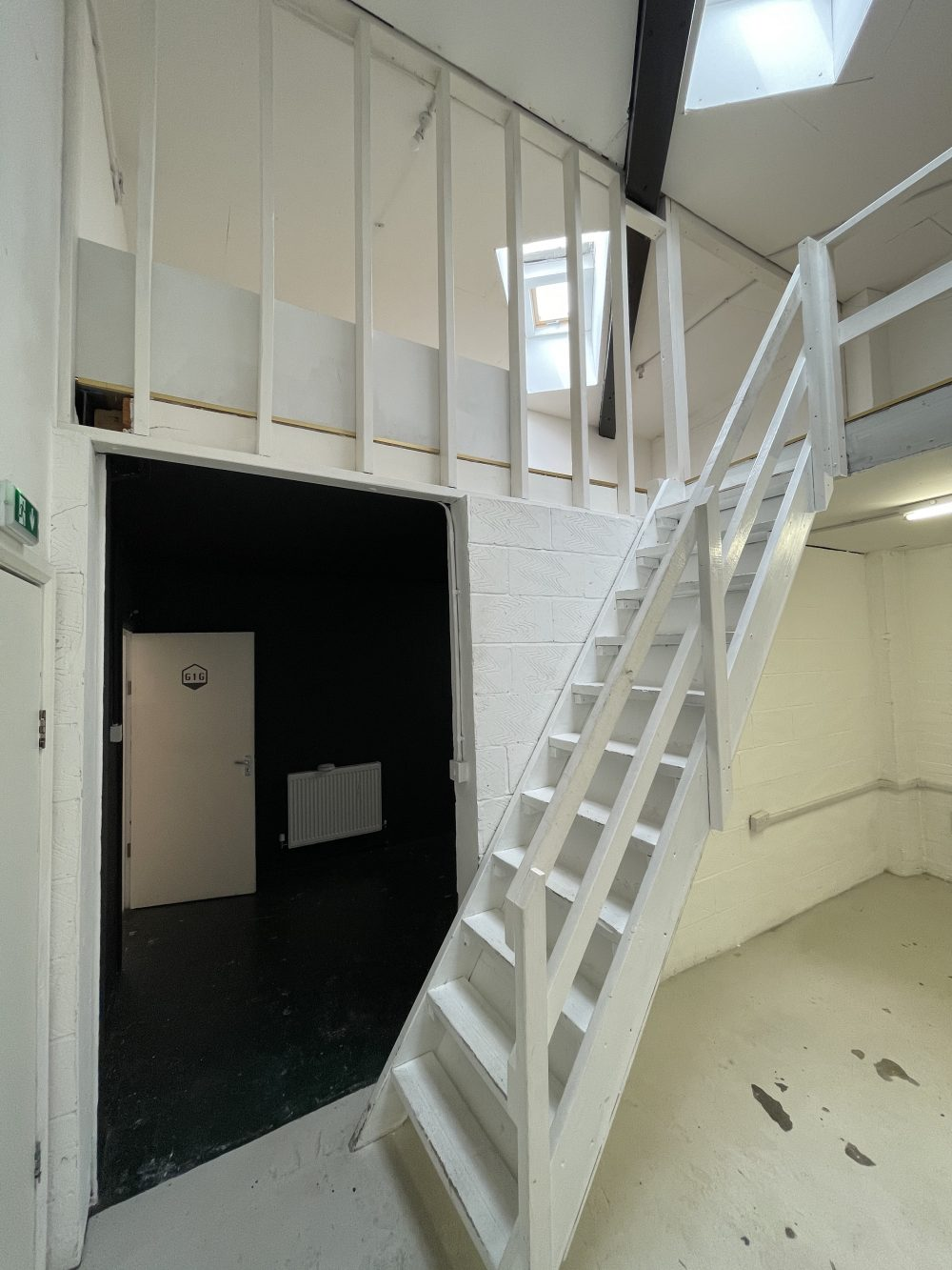 Creative Art Studio Available To rent in E9 Homerton London Pic11
