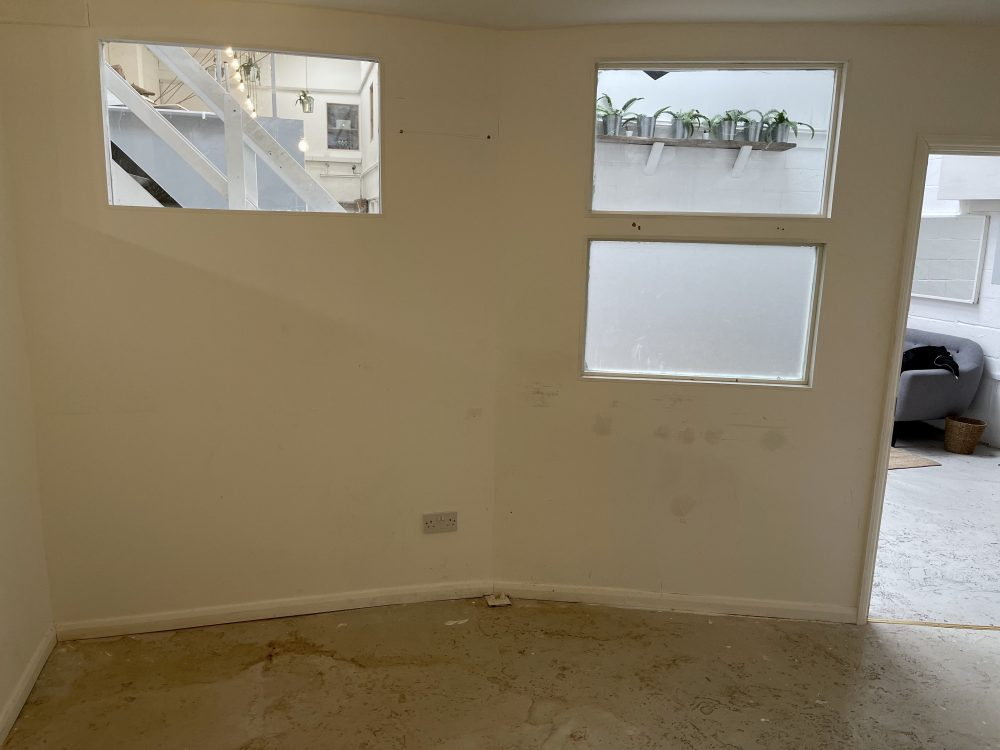 Creative Art Studio Available To rent in E9 Homerton London Pic4