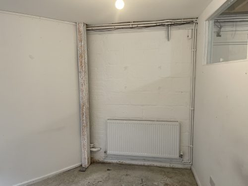 Creative Art Studio Available To rent in E9 Homerton London Pic5