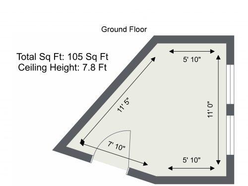 E9 Hommerton G1F – Floor Plan