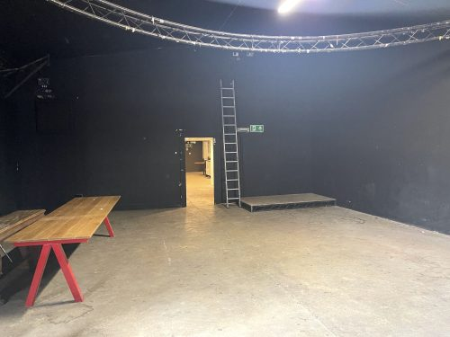 Huge Artist Studio Available To rent in E3 Hackney Wick Autmn Street Pic16