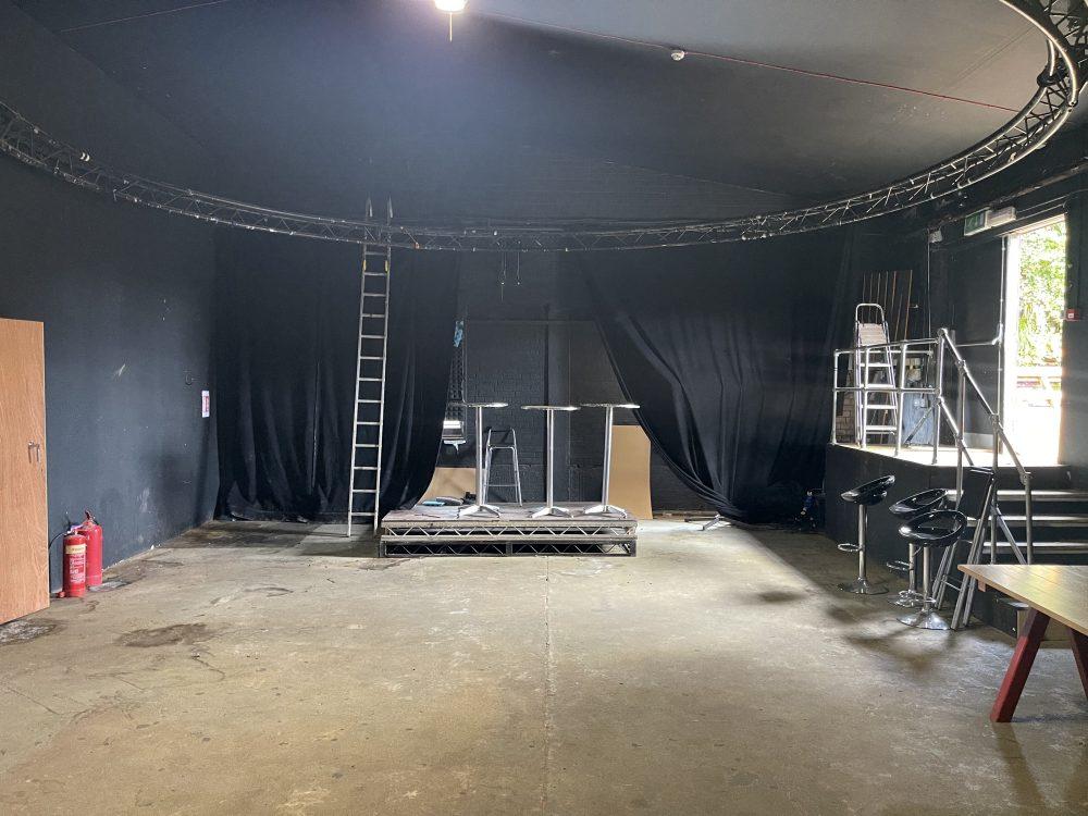 Huge Artist Studio Available To rent in E3 Hackney Wick Autmn Street Pic18