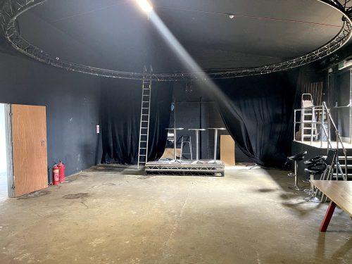 Huge Artist Studio Available To rent in E3 Hackney Wick Autmn Street Pic19