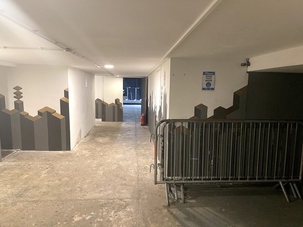 Huge Artist Studio Available To rent in E3 Hackney Wick Autmn Street Pic26