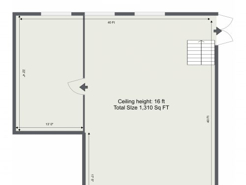 E3 Autumn St Derek – Floor Plan
