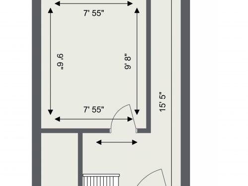 N16 Shelford Unit 37 – Floor Plan