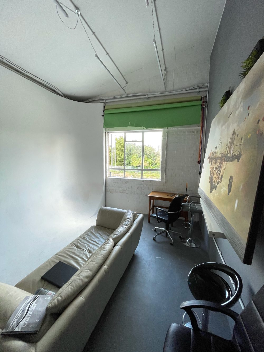 Studio Available to rent in E3 Hackney Wick Pic1