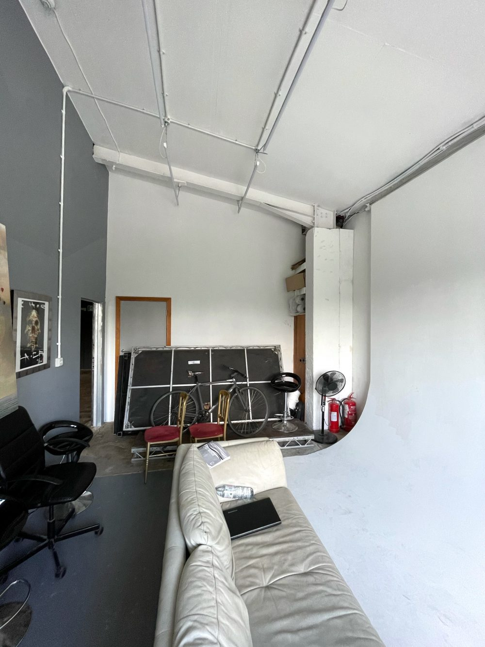 Studio Available to rent in E3 Hackney Wick Pic4