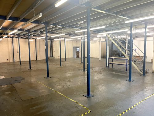 Light industrial Warehouse Space To Rent In N4 Manor House Florentia Clothing Village Nik Nak Cottage Pic17