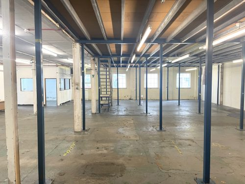 Light industrial Warehouse Space To Rent In N4 Manor House Florentia Clothing Village Nik Nak Cottage Pic19