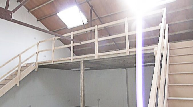 Warehouse converion / Camden N7