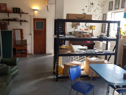Creative studio to rent in N15 Markfield Road Pic10