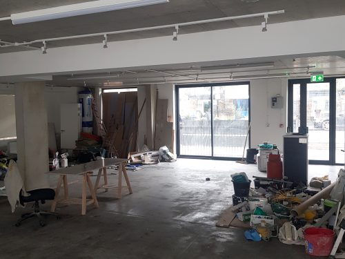 Huge light indurstrial unit to rent in E9 Tudor Grive Enter price House Pic12