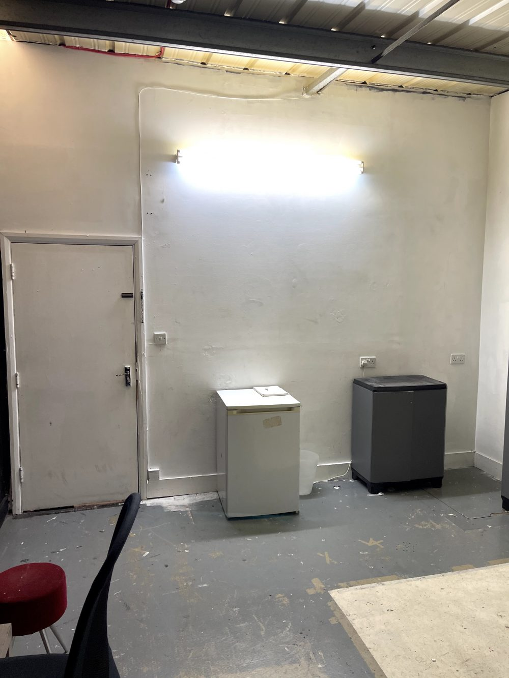 Light indurstrial unit to rent in N16 Stoke Newington Shelford Place PIc2