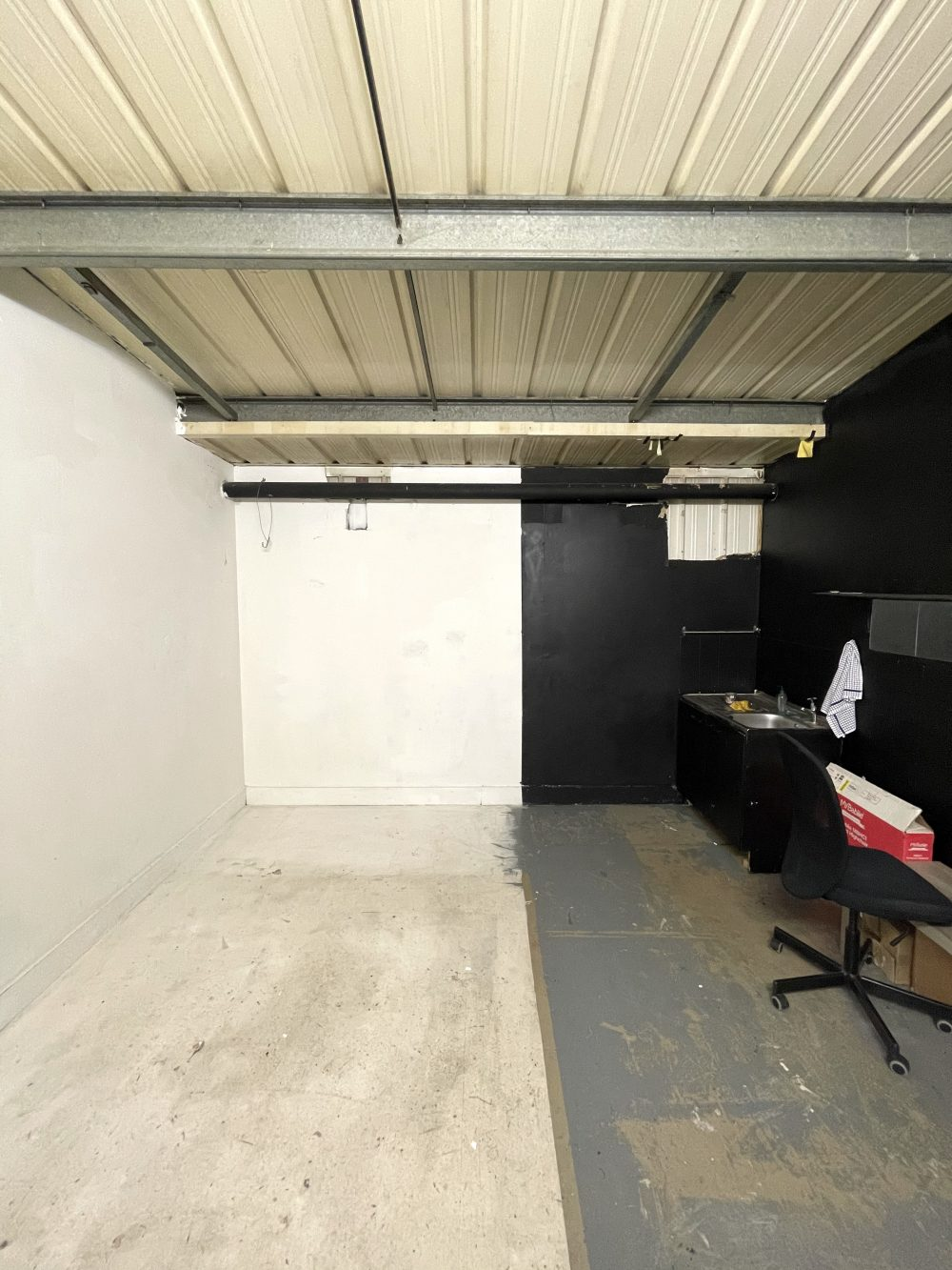 Light indurstrial unit to rent in N16 Stoke Newington Shelford Place PIc7