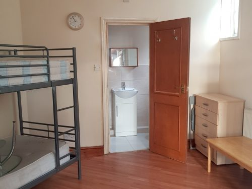 Open Plan Studio Flat to rent in N15 Manor House Pic 13