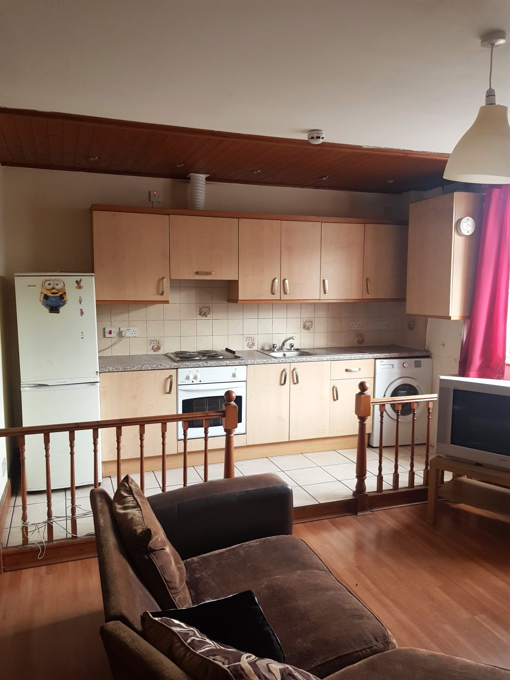 Open Plan Studio Flat to rent in N15 Manor House Pic 15