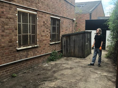 Yard Space Available to Rent in Markfield Road N15 Seven Sisters