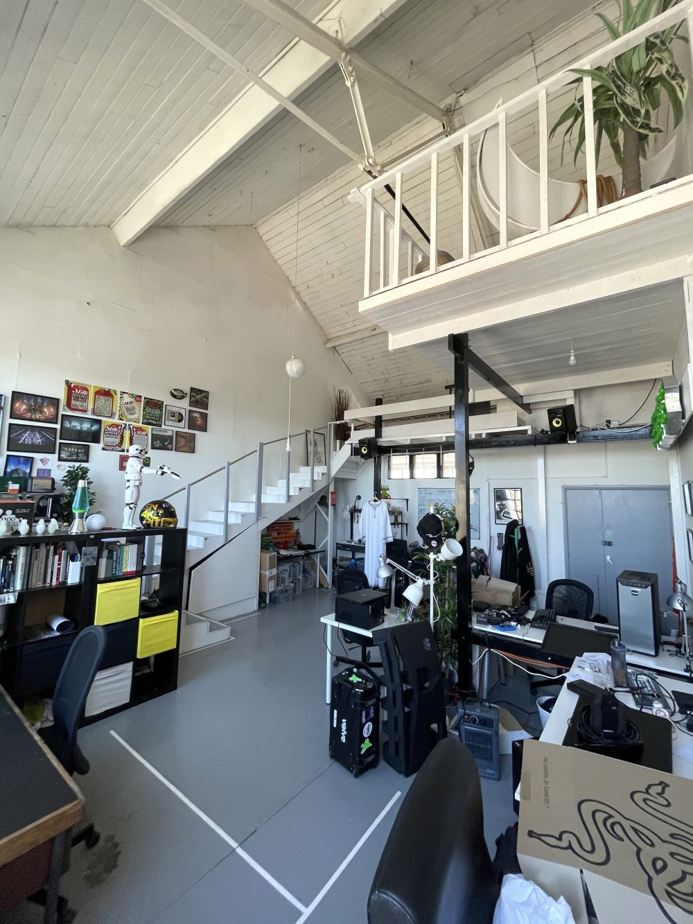 Live Work Style Warehouse Studio to rent in EN5 High Barnet Alston Works Pic10