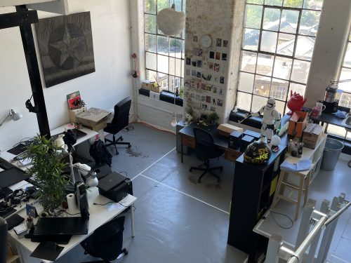 Live Work Style Warehouse Studio to rent in EN5 High Barnet Alston Works Pic14