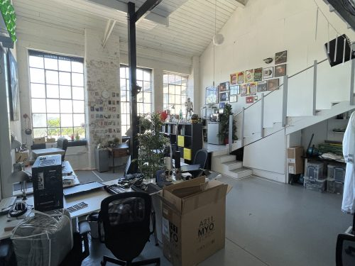 Live Work Style Warehouse Studio to rent in EN5 High Barnet Alston Works Pic5