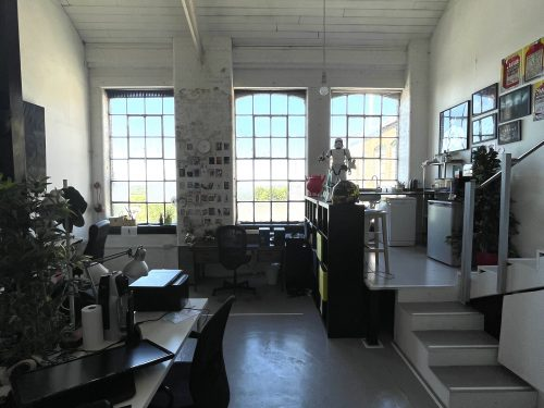 Live Work Style Warehouse Studio to rent in EN5 High Barnet Alston Works Pic6