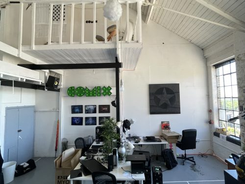 Live Work Style Warehouse Studio to rent in EN5 High Barnet Alston Works Pic7