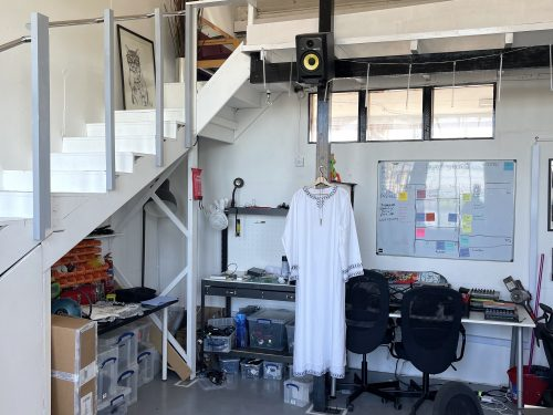 Live Work Style Warehouse Studio to rent in EN5 High Barnet Alston Works Pic9