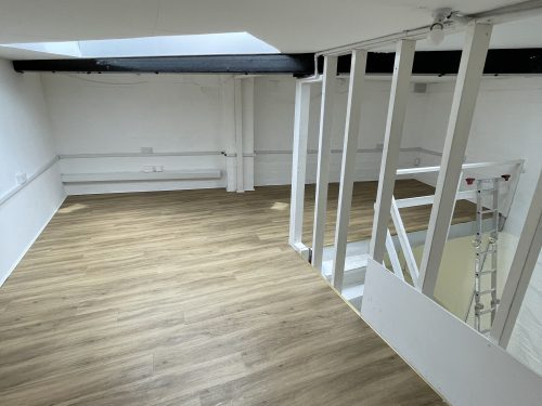 Creative Art Studio Available To rent in E9 Homerton London Pic8